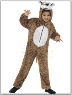 Tigris gyermek jelmez az EveNue COSTUMES jelmezkölcsönző szalon kínálatából