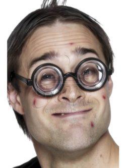 Vicces szemüveg az EveNue COSTUMES jelmezkölcsönző szalon kínálatából